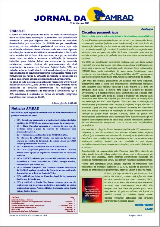 Jornal da AMRAD