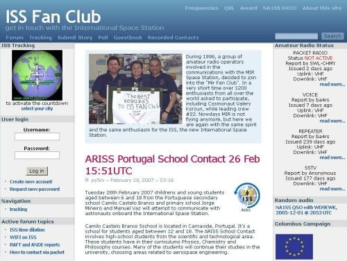 ISS_fan club